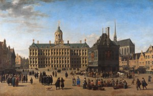 The_Dam_in_Amsterdam,_by_Gerrit_Adriaensz_Berckheyde